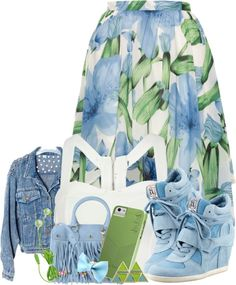 """PrettySummer3"" by taylorsomindless ❤ liked on Polyvore"