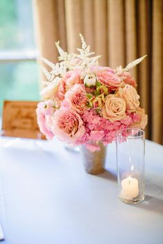 pink centerpieces  Photography by theredflystudio.com, Event Planning by toast-events.com, Floral Design by jacksondurham.com