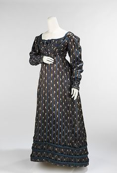 Dinner Dress 1820 The Metropolitan Museum of Art - OMG that dress!