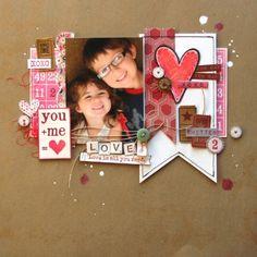 You & me.  nicole nowosad