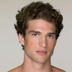 Einige Reiseführer für lockige Frisur für Männer arrangieren: Lockenfrisur For Mens ~ frauenfrisur.com Frisuren Inspiration