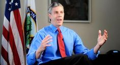 Arne Duncan notes that the Education Department has offered states flexibility all along. | JOHN SHINKLE/POLITICO