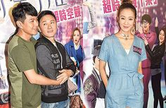 Grace Wong's Husband Upset by Kissing Scene