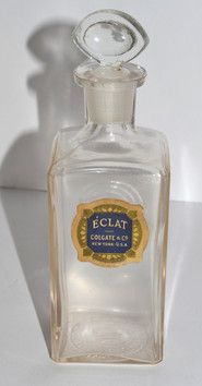 Colgate & Co. Eclat Apothecary Perfume Bottle - $65