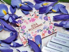 Soul Blooming Collection de Nabla Cosmetics  #Soulbloomingeyeshadowpalette #DazzleLiner #nablacosmetics #beauty #IntegralWoman