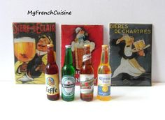 Hey, I found this really awesome Etsy listing at http://www.etsy.com/listing/165016920/selection-of-4-beer-bottles-handmade