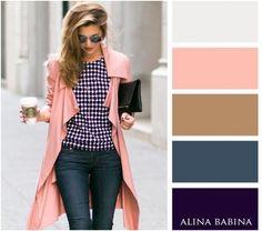 Combinaciones ideales de colores para tu ropa