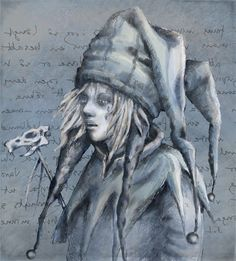 The Fool from Robin Hobb's Farseer Books
