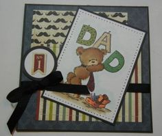 Father's Day Card Ideas: No. 1 Dad