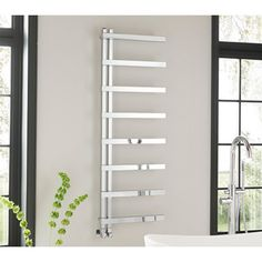 Add the finishing touches to your home with designer radiators. We have hundreds of models to suit any room, from all the leading designer brands. Vertical Radiators, Designer Radiator, Towel Rail, Ladder Bookcase, Branding Design, Shelves, Room, Home Decor, Bedroom