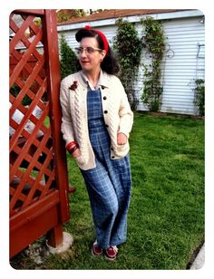Chilly day outfit for my birthday #vintage #outfits