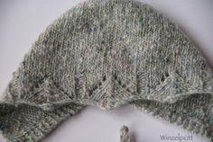 Mützchen Donegal-Cashmere- Tweed von  Winzelpütt auf DaWanda.com
