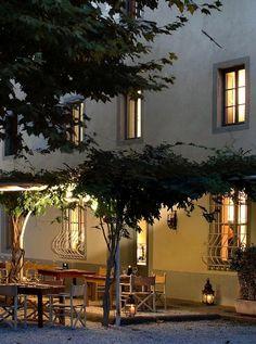 Restaurant - Relais Villa La Bianca Camaiore
