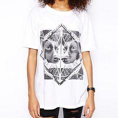 camiseta perro