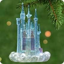 2001 Disney - Cinderellas Castle Hallmark Christmas Ornament, Mint in Box - In Stock! - The Ornament Shop. Hallmark Disney Ornaments, Hallmark Christmas Ornaments, Hallmark Keepsake Ornaments, Christmas Traditions, Diy Ornaments, Christmas Crafts, Disney Cinderella Castle, Cinderella Bedroom, Disney Princess