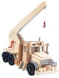 """Kraanwagen verlengstuk voor """"Tom Trucker"""" - Bouwpakketten   Van 10 tot 15 jaar"""