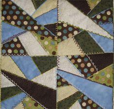 Tecnica del patchwork - Telas artesanales