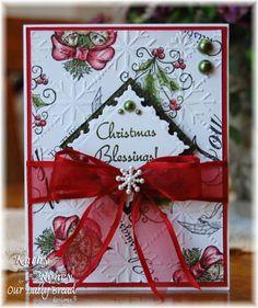 Christmas Blessings! - ODBDSLC123