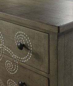 beautiful painted chest of drawers