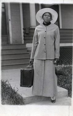 vintage pics of african americans | Farewell Friendcirca 1930's©WaheedPhotoArchive, 2012