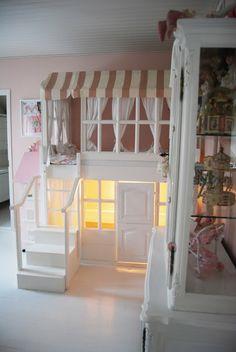 Kaunis pieni elämä: Annabelin huoneesta..