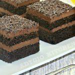Chocolate Pastry, Chocolate Recipes, Chocolate Cake, Cake Recipes, Dessert Recipes, Desserts, Pastry Cake, Food Cakes, Ice Cream Recipes