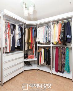 [드레스룸 개조]싱글족을 위한 효율적인 드레스룸| Daum라이프