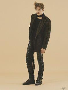 161117 #Minho #Shinee - High Cut Korea Magazine December Issue