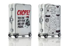 Rimowa Showcases Exclusive Luggage Designs Inspired by Singapore