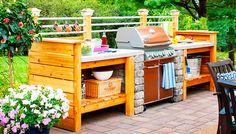 Best backyard kitchen designs for outdoor kitchen design with best inspirations backyard kitchen designs images to make perfect backyard kitchen designs