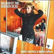 Ballad of the Broken Seas - Isobel Campbell + Mark Lanegan 2005 Music Album Covers, Music Albums, Music Is Life, My Music, Mark Lanegan, Belle And Sebastian, Mountain Music, Just For Today, Indie Pop