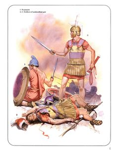 Historical Warrior Illustration Series Part XVII – The Lost Treasure Chest Ancient Greek City, Ancient Greece, Egyptian Drawings, Greek Soldier, Greek Warrior, Alexander The Great, Military Art, Military History, Historical Pictures