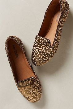 sylvia loafers / anthropologie