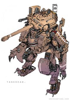 Tankhead by emersontung