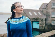 Ravelry: Adenia Yoke pattern by Ella Gordon
