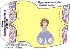 bandeira Princesinha Sofia da Disney