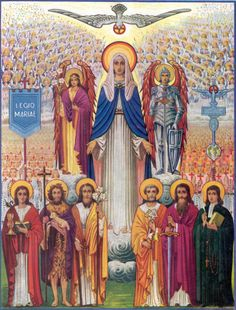 The Legion of Mary was founded by Duff on September 7, 1921 at Myra House, Francis Street, in Dublin. His idea was to help Catholic lay people fulfil their baptismal promises and be able to live their dedication to the Church in an organised...