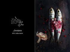 › Les Sardines ‹ with redcurrants