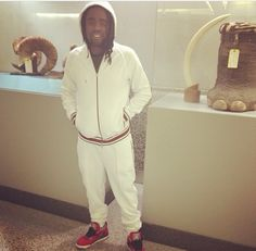 Wale over in Africa