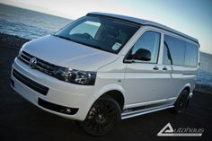 A beautiful, yet understated, VW T5 Campervan from Autohaus in South West England.
