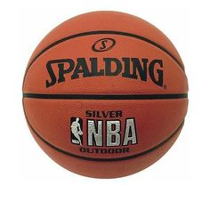 #Spalding nba silver #outdoor basketball free post and #packaging - 3 sizes, View more on the LINK: http://www.zeppy.io/product/gb/2/252345773769/