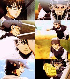 Miyuki collage | #animecrush <3