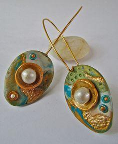 Donna Greenberg EARRINGS