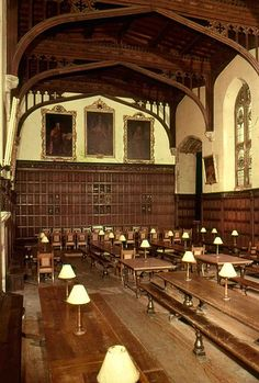 Magdalen College Hall Oxford