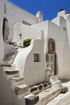 63 Beautifully Refreshing Perspective On Santorini Greece Architecture Santorini Island, Santorini Greece, Mykonos, Beautiful Islands, Beautiful Places, Places To Travel, Places To Go, Greece Architecture, Greek House