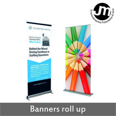 Banners Roll Up