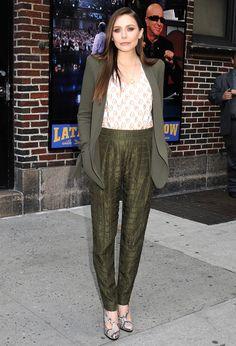 Elizabeth Olsen style