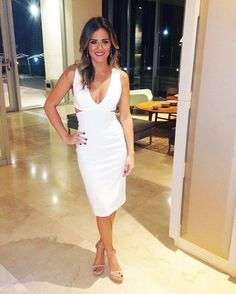See Every Outfit JoJo Fletcher Has Worn on The Bachelorette via @WhoWhatWear