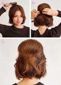 nice Смелые прически на короткие волосы (50 фото): стильно и быстро