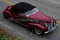1940 Cadillac Victoria Bohman & Schwartz